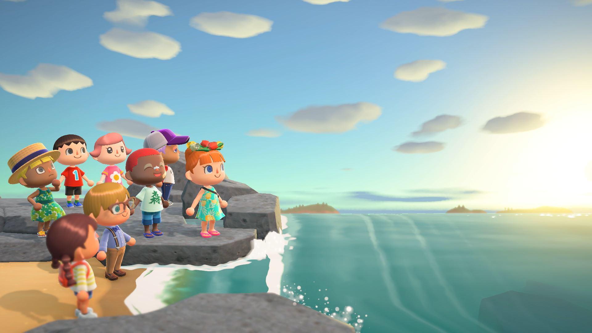 Animal Crossing New Horizons Nintendo Direct E3 2019