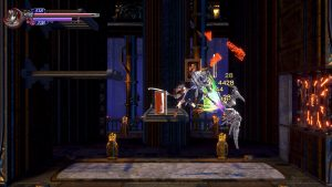 odstained ritual of the night recensione ps4