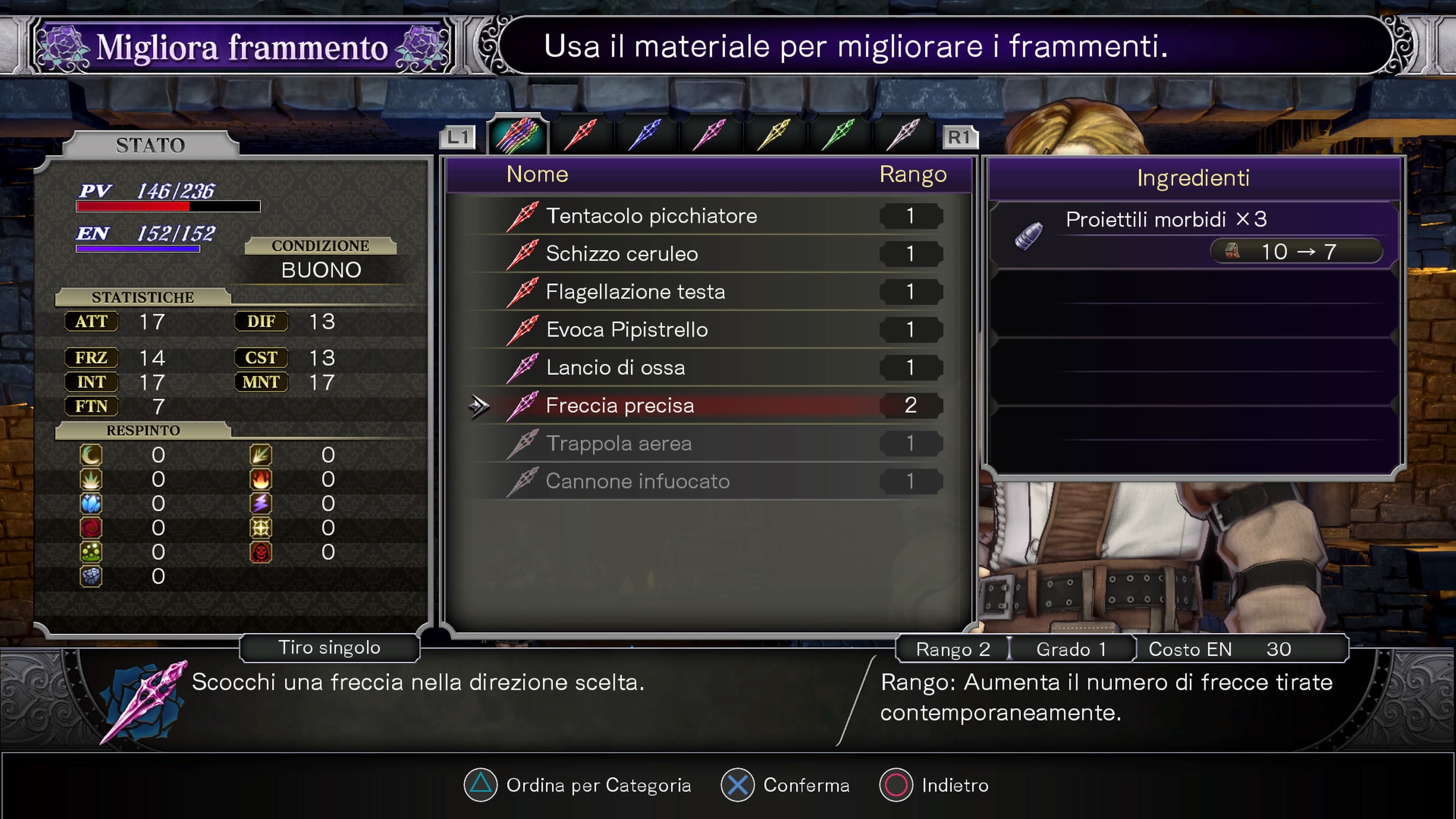 Bloodstained Recensione PS4