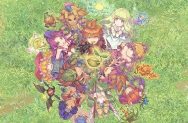 Collection of Mana Recensione Switch apertura