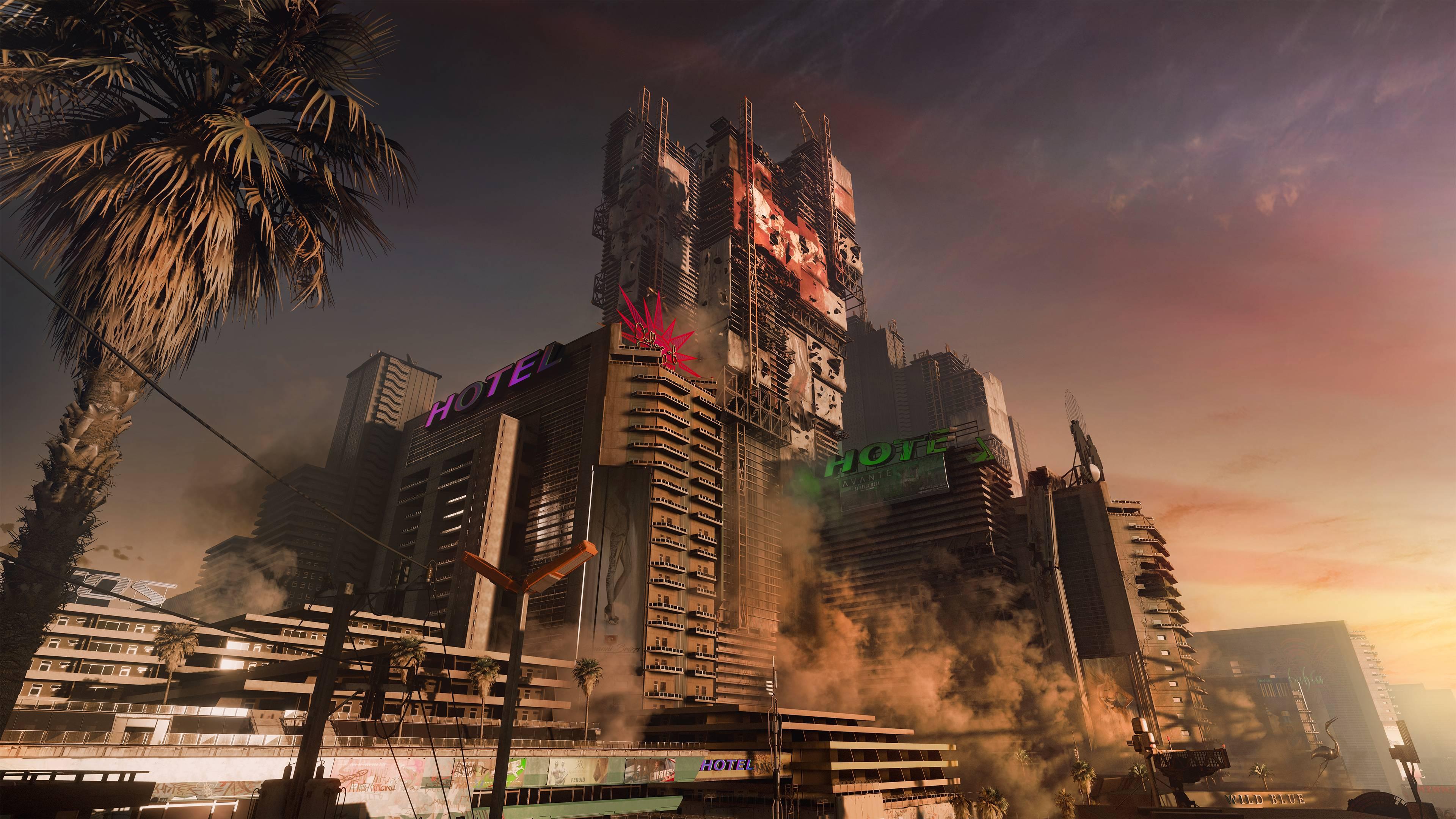 Cyberpunk 2077 modalità foto