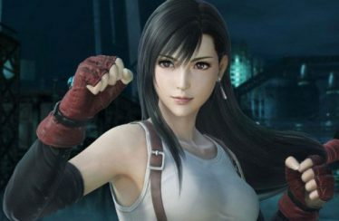 Dissidia Final Fantasy NT Tifa Lockhart