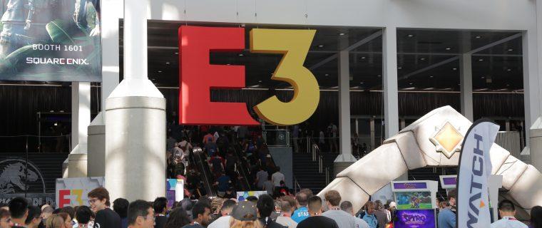 E3 2020 date