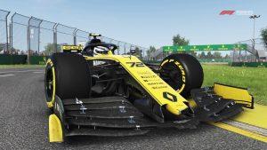 F1 2019 trailer lancio