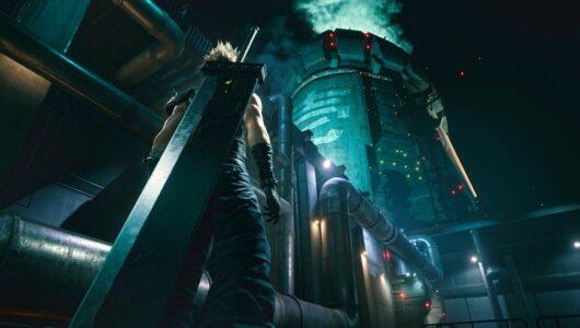 final fantasy 7 remake rinvio copie fisiche