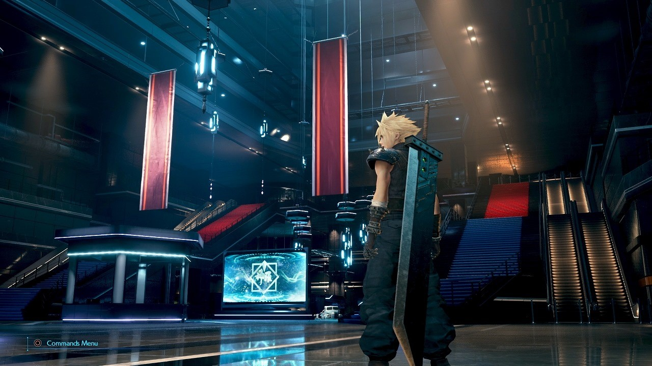 Final Fantasy 7 Remake uscita