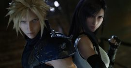Final Fantasy 7 Remake esclusiva