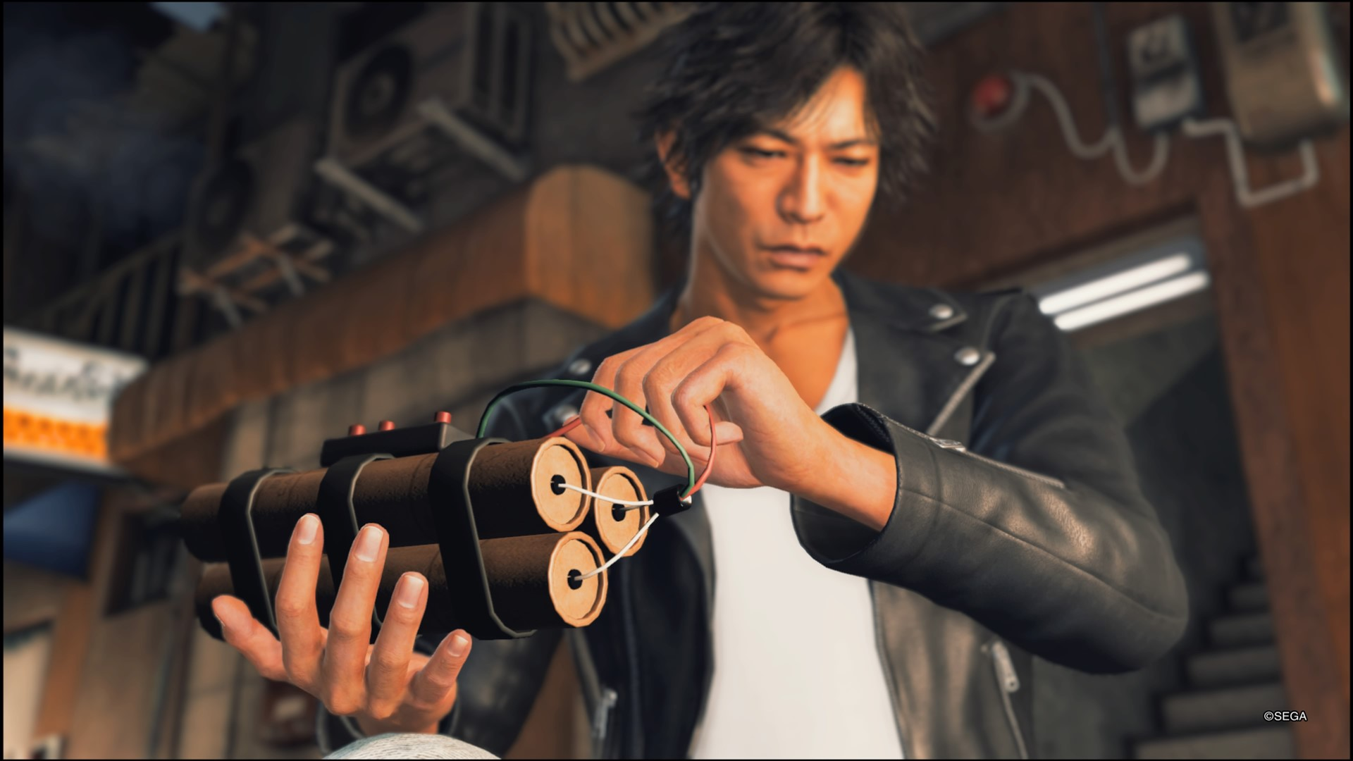 Judgment Recensione PS4   The Games Machine