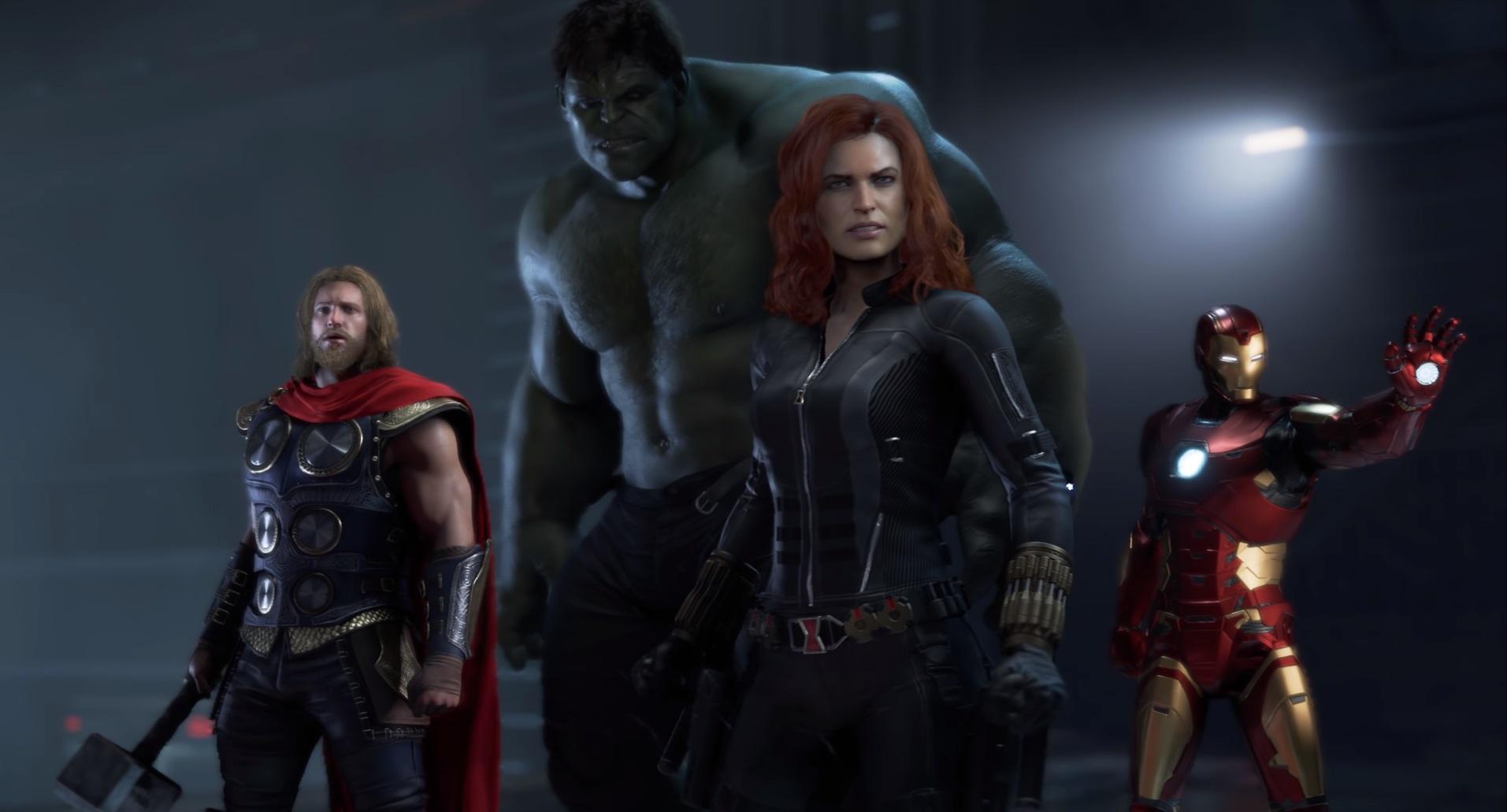 Marvel's Avengers campagna