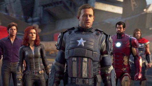 Marvel's Avengers dlc marvel's avengers lucca speciale
