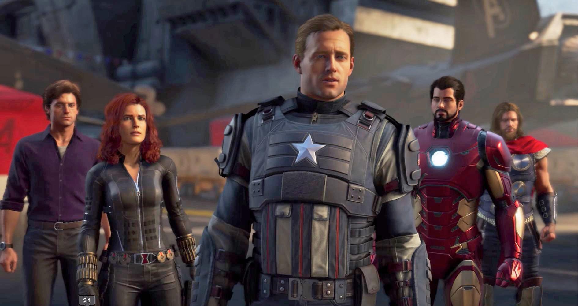 Marvel's Avengers dlc