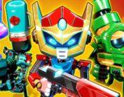 Mini-Mech Mayhem Recensione PS4 apertura