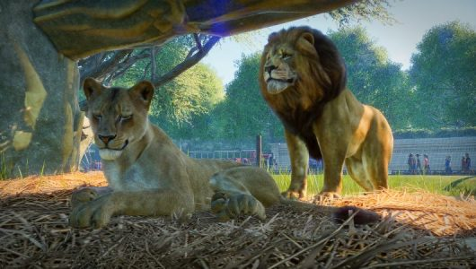Planet Zoo trailer gamescom