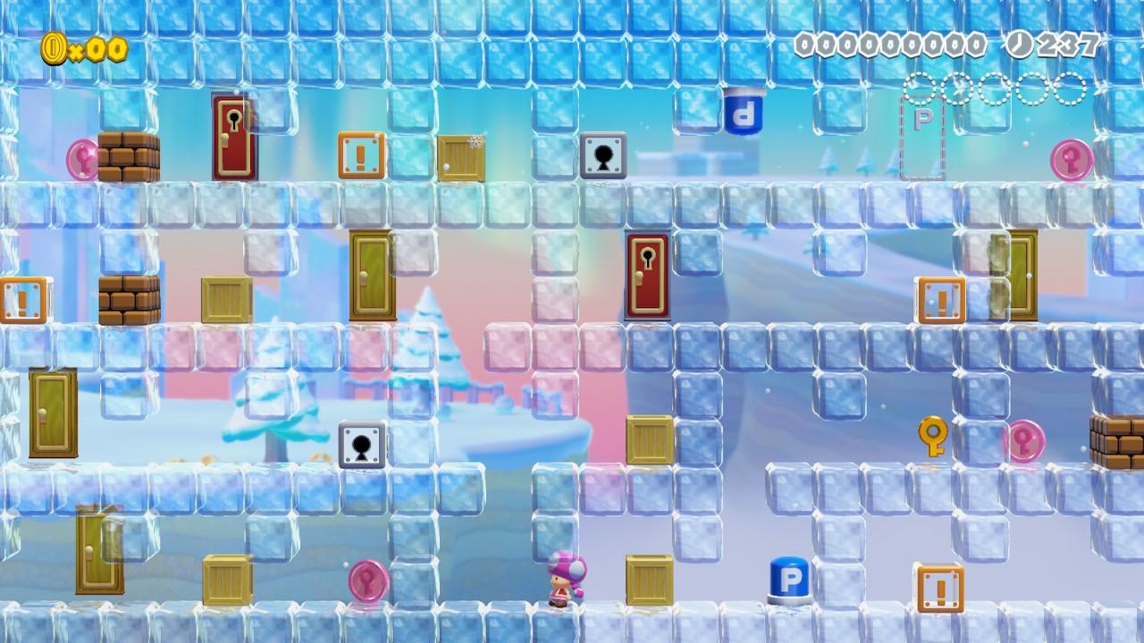 Super Mario Maker 2 Recensione