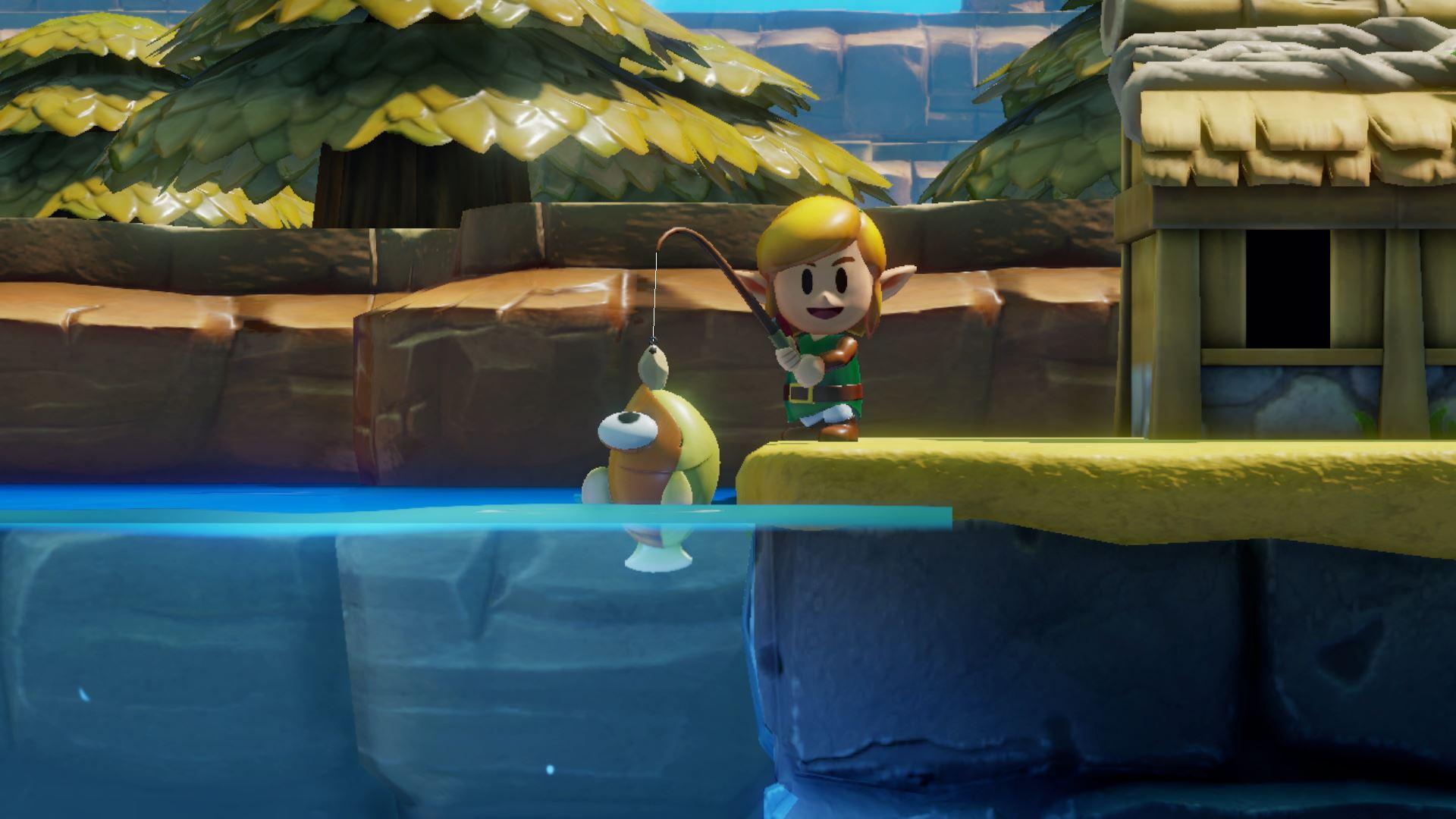 The Legend of Zelda Link's Awakening Nintendo Direct E3 2019