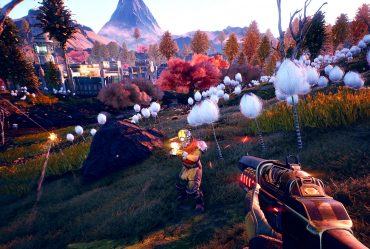 The Outer Worlds anteprima e3 2019