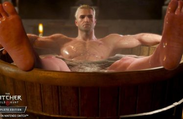 The Witcher 3 Switch uscita