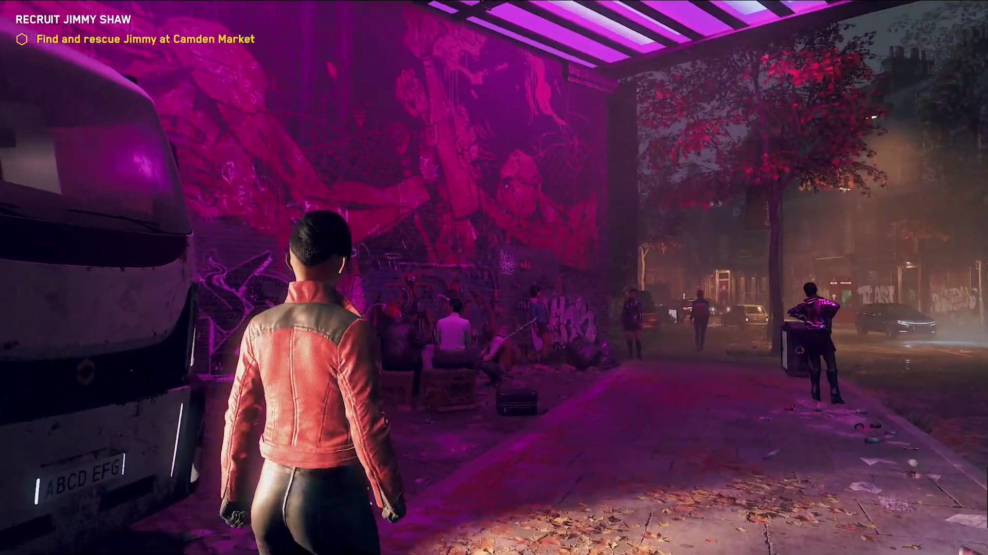 Watch Dogs Legion anteprima e3 2019
