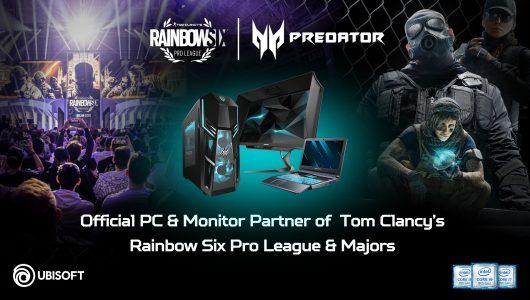 acer predator rainbow six