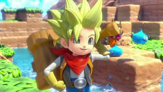 dragon quest builders 2 demo