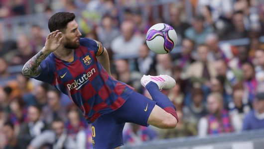 eFootball PES 2020 anteprima