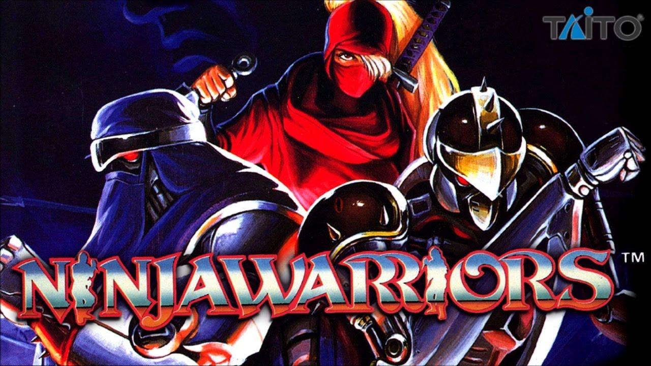 taito ninja warriors reboot