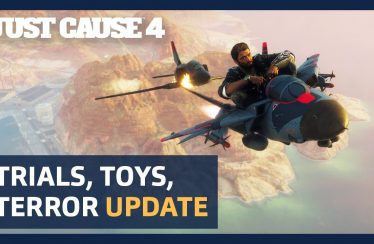 just cause 4 trials toys and terror