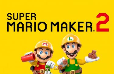 super mario maker 2 e3 2019