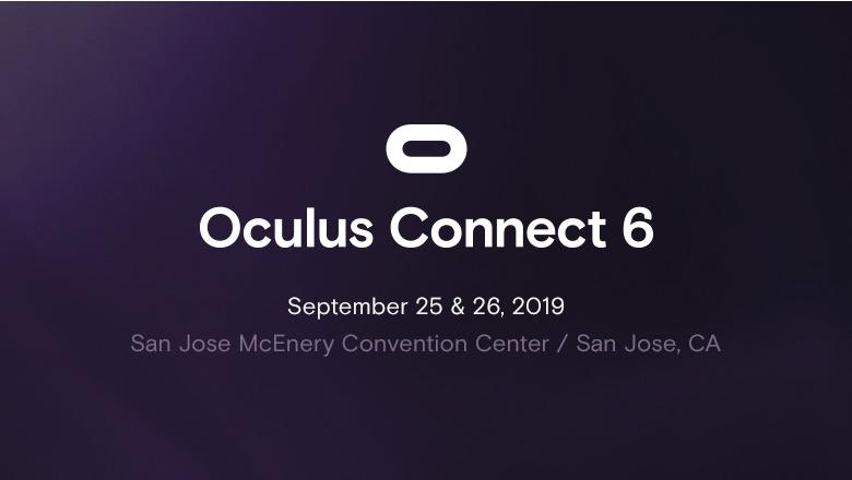oculus connect data