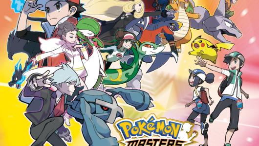 pokémon masters mobile
