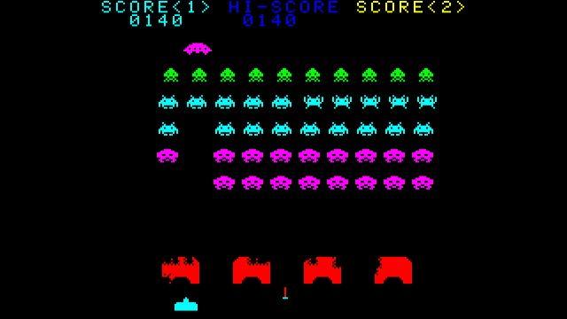 space invaders film