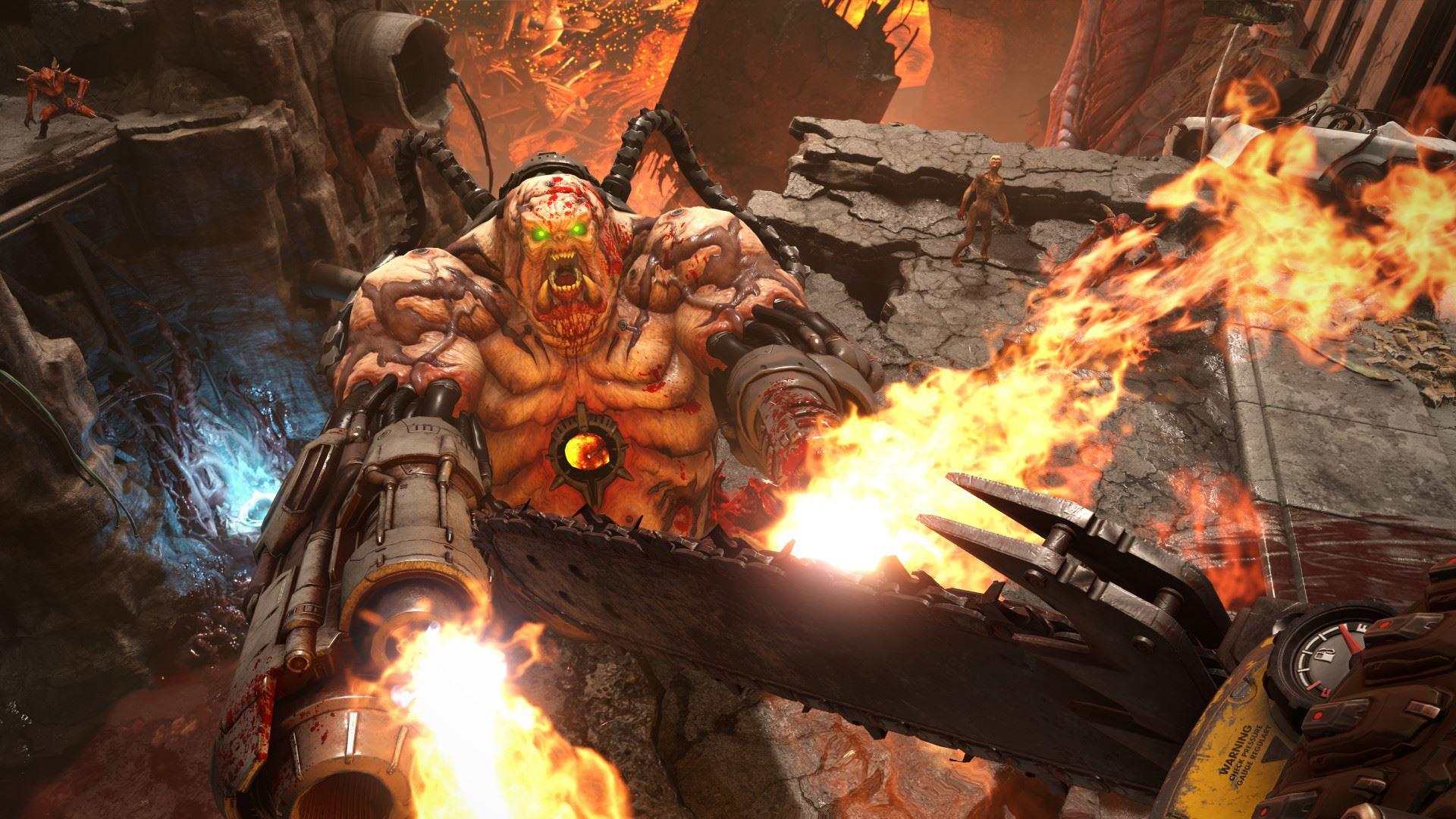 Doom Eternal Anteprima Quakecon 2019