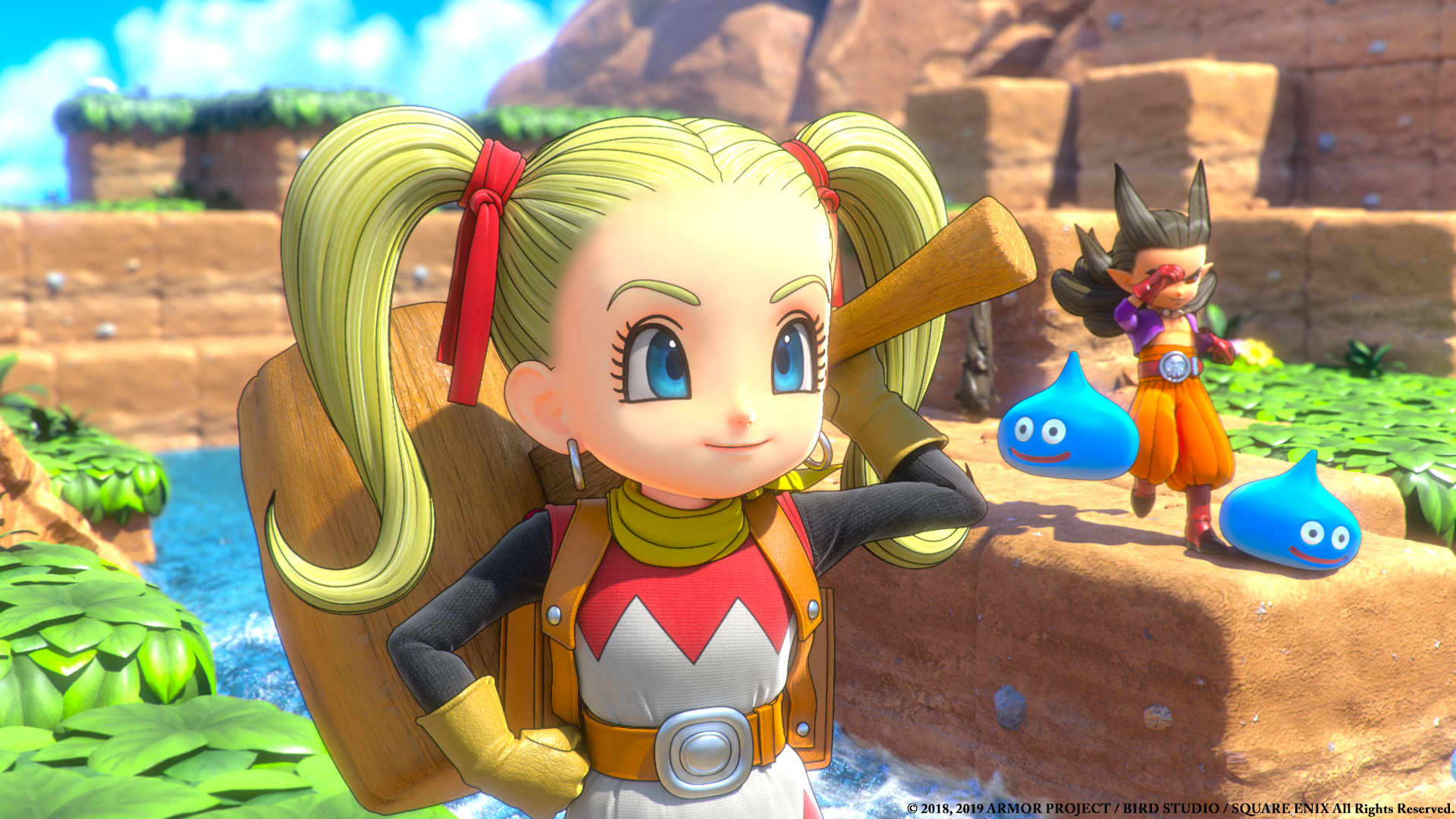 Dragon Quest Builders 2 xbox