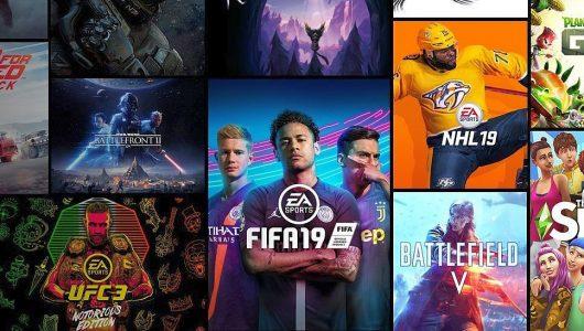 EA Access PS4 giochi