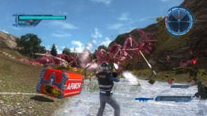 Earth Defense Force 5 Recensione