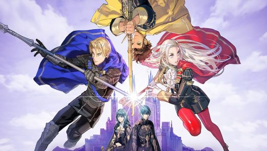 Fire Emblem Three Houses Anteprima Switch