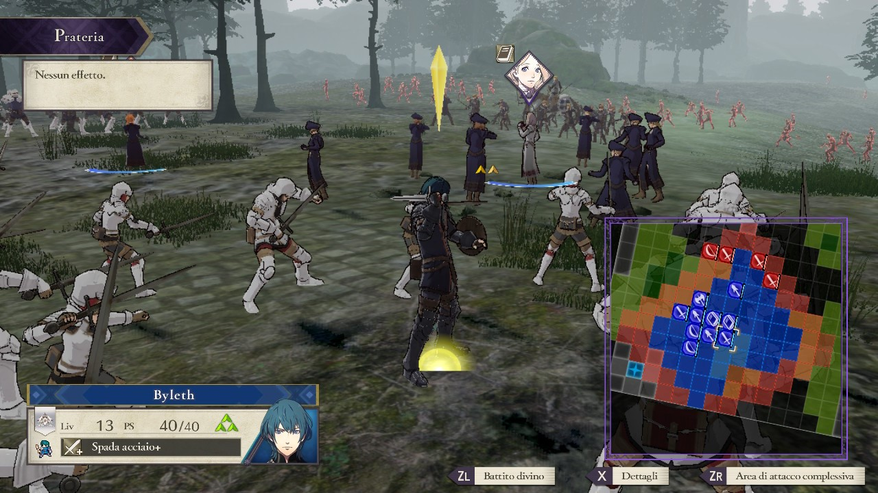 Fire Emblem Three Houses Recensione Switch