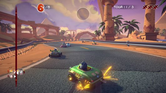 Garfield Kart Furious Racing 06