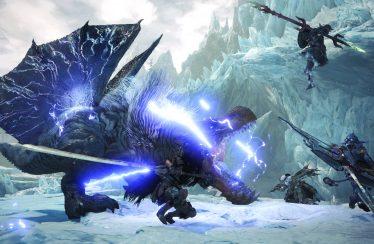 Monster Hunter World Iceborne trailer