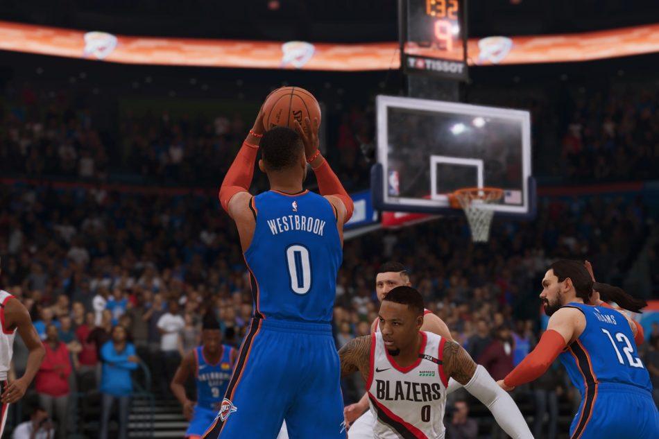 NBA Live 20 cancellato