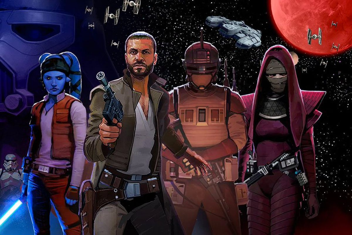 Star Wars uprising editoriale evolve