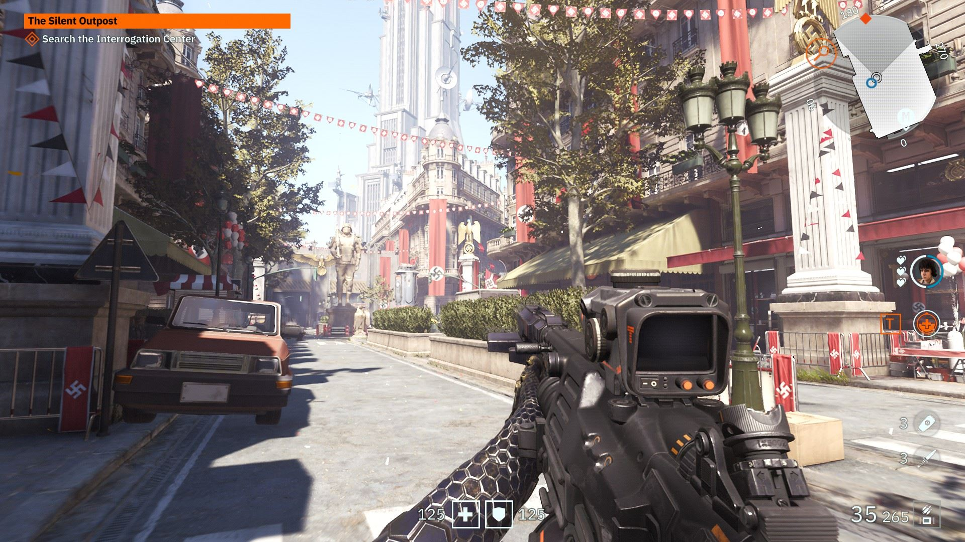 Wolfenstein Youngblood Recensione PC PS4 Xbox One Switch