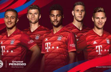 eFootball PES 2020 Bayern Monaco