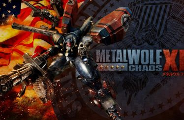 metal wolf chaos xd uscita