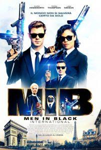 men in black international recensione