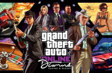GTA Online casinò resort diamond
