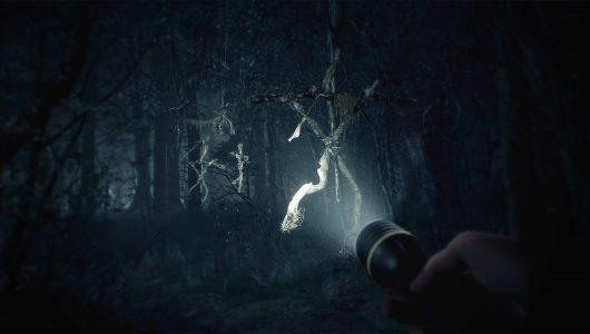 Blair Witch trailer lancio