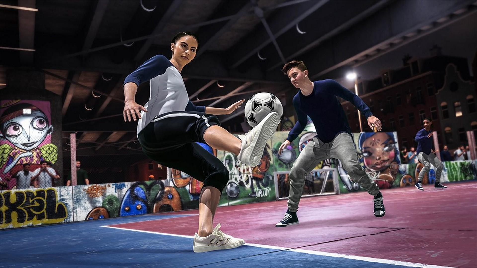 FIFA 20 Volta Football anteprima 1