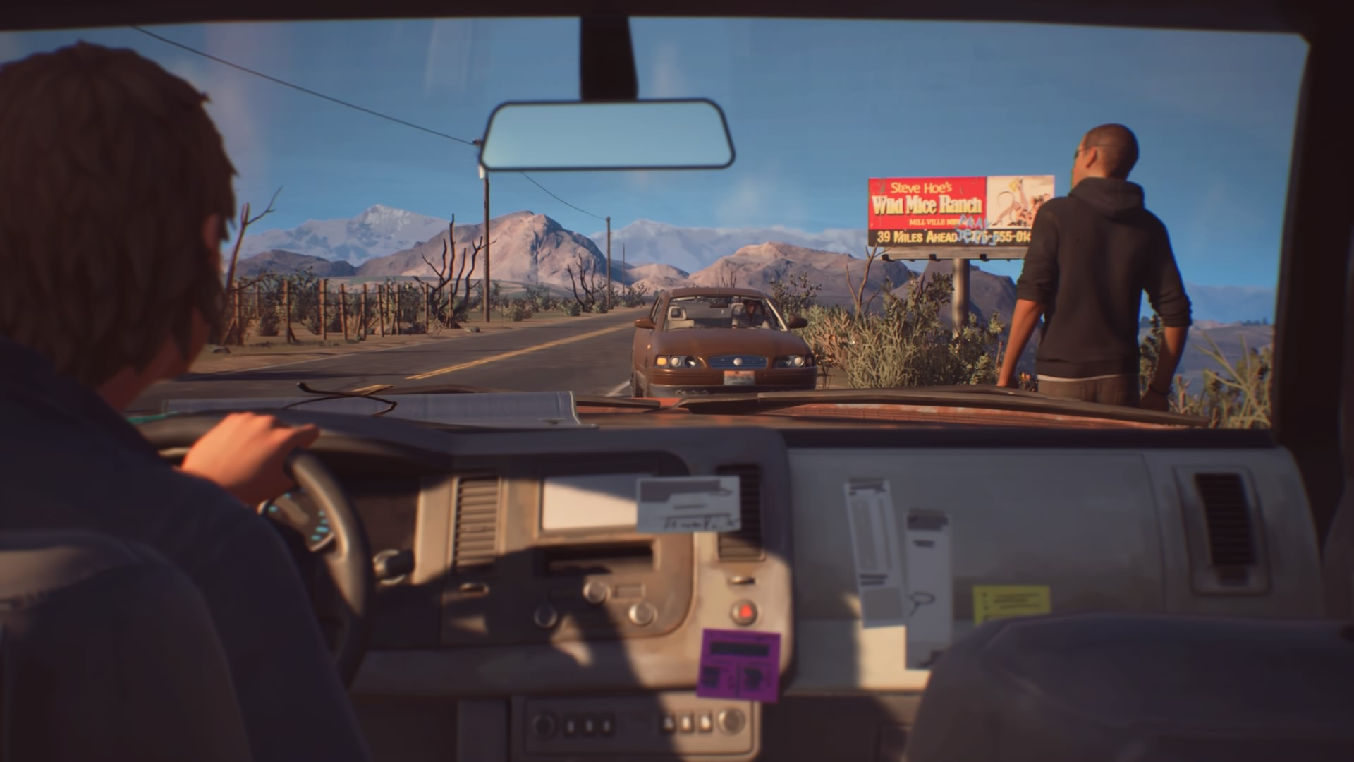 Life is Strange 2 Faith Recensione PS4 Xbox One PC