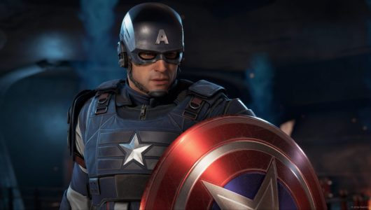 marvel's avengers trailer lancio